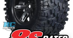 8s-Rated X-Maxx Tires
