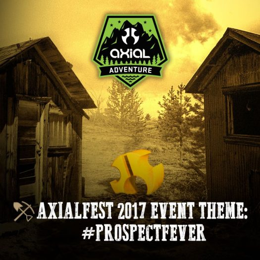 AXIAL ADVENTURES at AXIALFEST 2017 - July 12-16