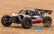 Mini Desert Action – Mini 8ight DB 1/14 4wd Buggy