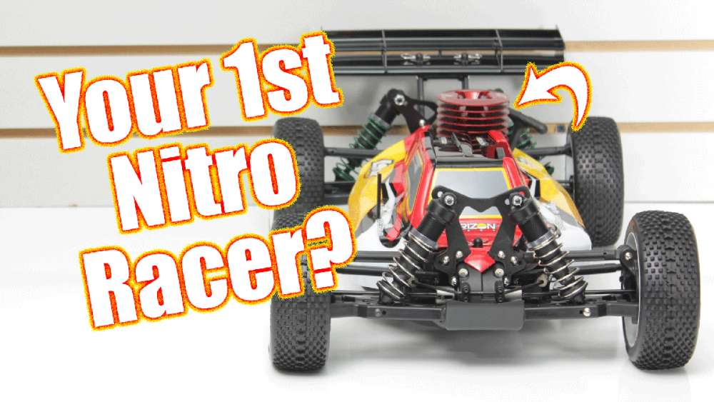 Losi 8 Open Your First Nitro Racing Buggy? – Losi 8IGHT Nitro RTR Unboxing