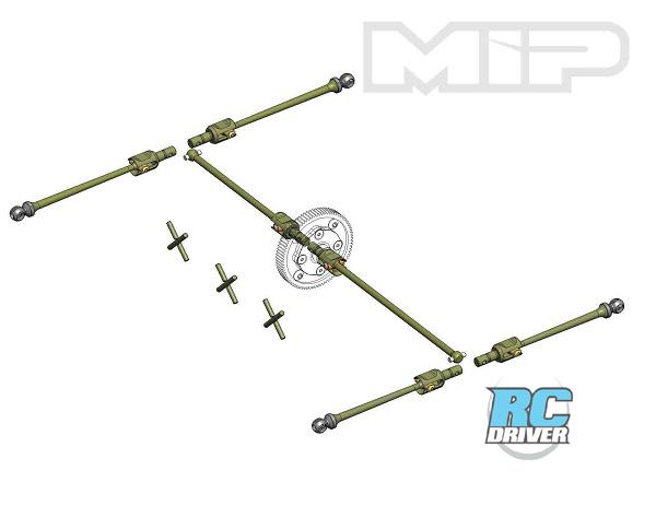MIP-B64-13.5-Gear-Diff-Performance-Bundle