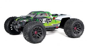 Arrma Nero Upgrades