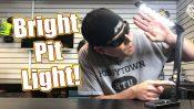 Light Up Your Work Space – Protek RC LED Pit Light