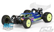 Pro-Line Elite Clear Body for AE B64 and B64D