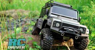 Traxxas TRX-4 1/10 Scale Trail Truck RCD