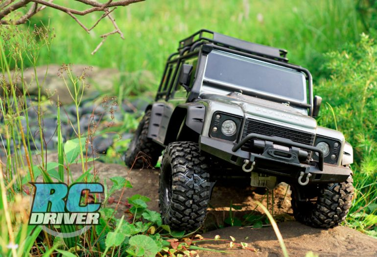 RCD TRX 4 Trail Truck It's getting closer! – Traxxxas TRX 4 Scale and Trail Crawler