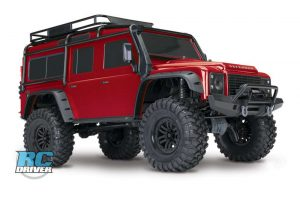 TRX-4 Scale And Trail Crawler_1