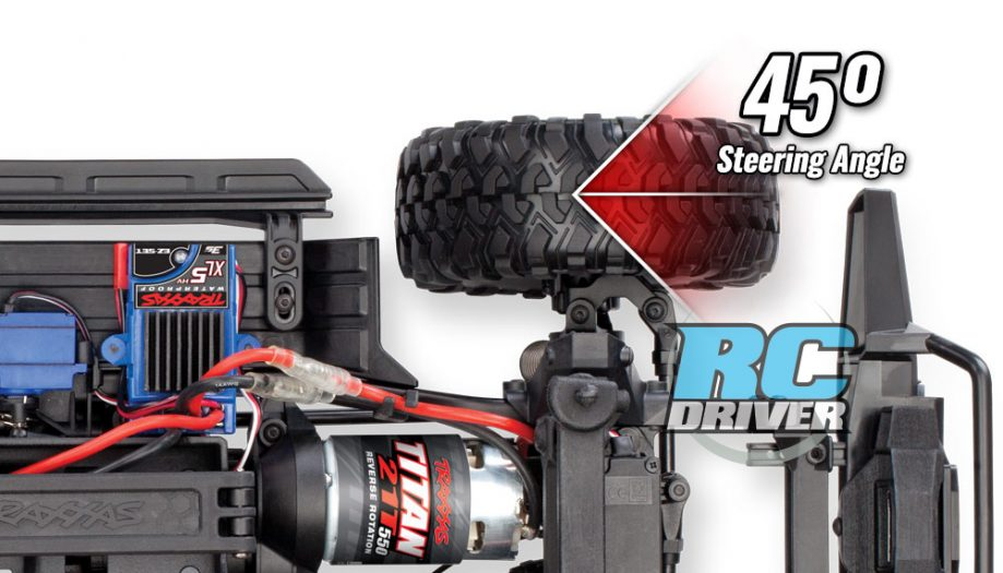 TRX-4 Scale And Trail Crawler_11