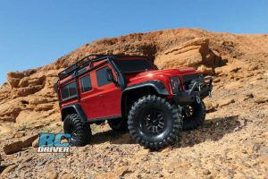 TRX-4 Scale And Trail Crawler_3