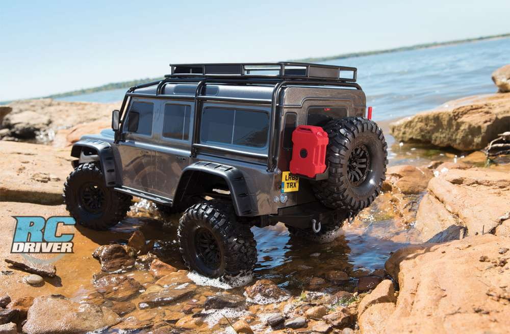 TRX-4 Scale And Trail Crawler_4