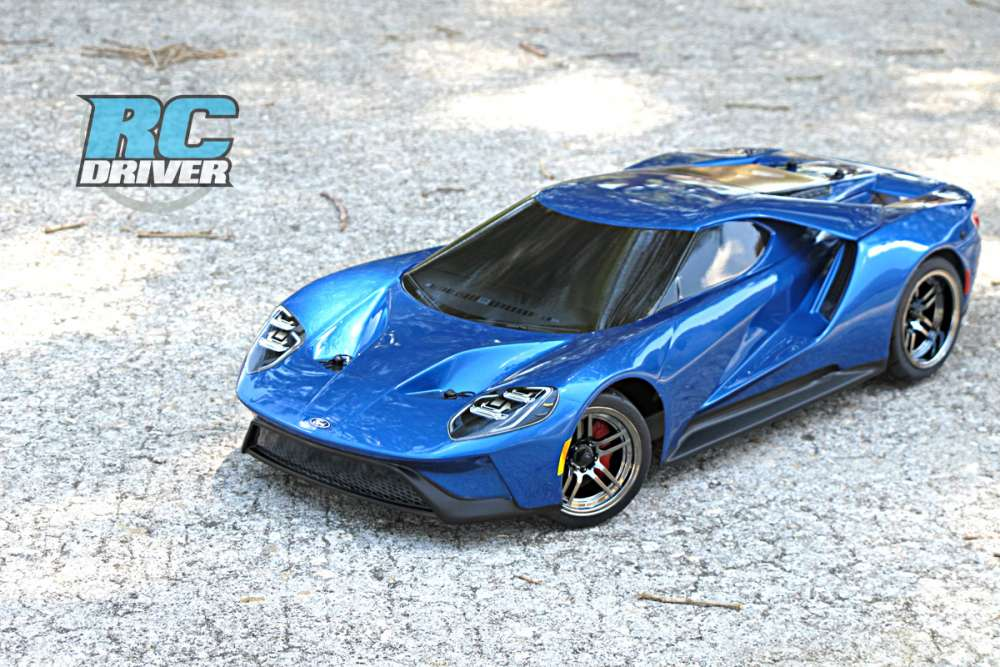 Its Here And Its Awesome Traxxas Ford Gt   Unboxing