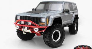 RC4WD Krabs Front Bumper