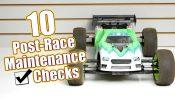 Don't Lose A Race – 10 Post-Race RC Maintenance Checks