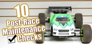 RC Maintenance Checks