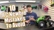 10 RC Newbie Mistakes To Avoid