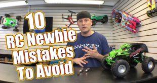 10 newbie mistakes