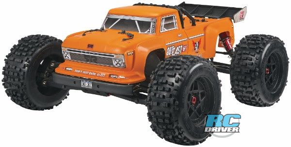 ARRMA Fans Choose Orange for the New OUTCAST_1