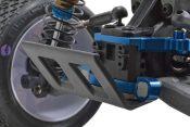 Bumper for Racing Battle – RPM Team Associated B6 & B6D Rear Bumper/Skid Plate