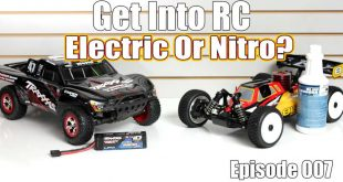Electric or Nitro
