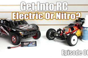 Electric or Nitro