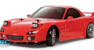 Mazda RX - 7 ( FD 3 S) (TT - 02 D Chassis) Drift Spec