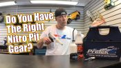 Be Preppared To Pit – Here's what you need for nitro racing pit stops