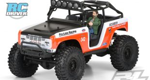 Pro-Line Racing 1966 Ford Bronco Body