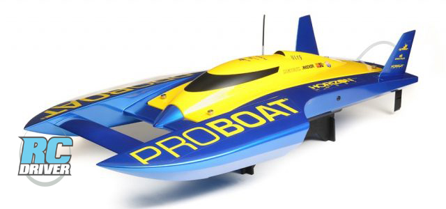 Water Weapon - Pro Boat RTR UL-19 30-inch Hydroplane Brushless