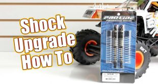 Pro-Line PowerStroke XT Shocks