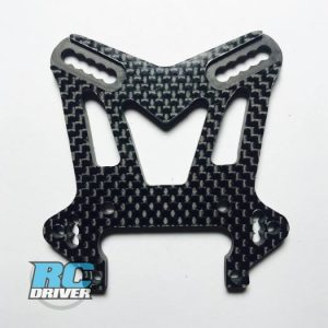 RCM TLR 8ight 4.0 Carbon Fiber Front and Rear Shock Towers_1