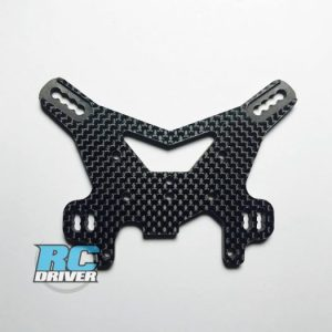 RCM TLR 8ight 4.0 Carbon Fiber Front and Rear Shock Towers_2