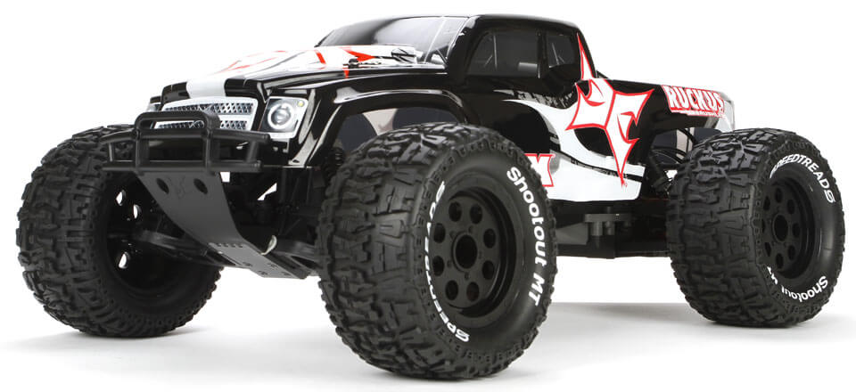 3 Upgrade Ideas Thursday - ECX Rukus 2wd Monster Truck Options