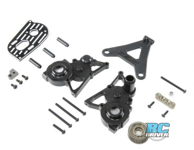TLR Dirt Laydown Conversion 22T 3.0 TLR Dirt Laydown Conversion 22T 3.0