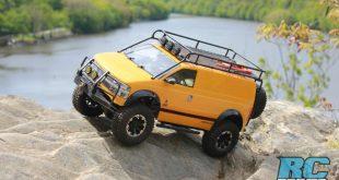 Axial Adventure Van