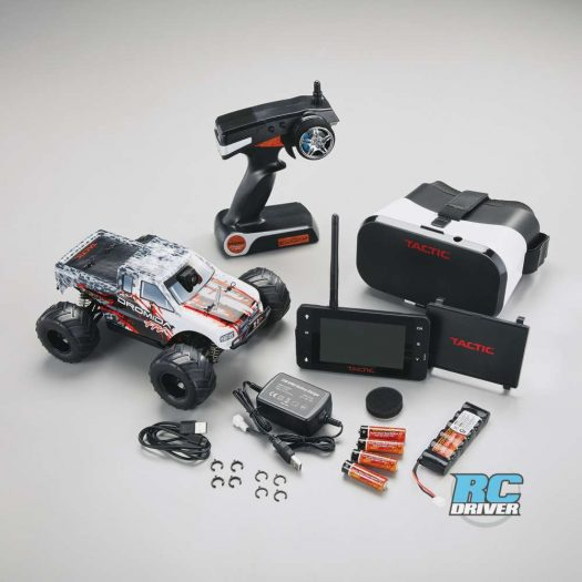 Ride inside with FPV - Dromida Electric 4WD RTR FPV Packs