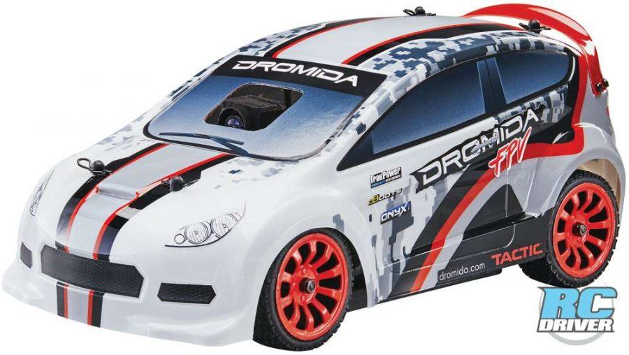 Dromida Electric 4WD RTR FPV Packs
