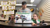 Fun RC Car Kit Anyone Can Build – Tamiya's The Grasshopper II