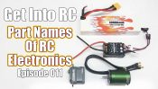 RC Electronic Basics – Terms and Names – Get Into RC