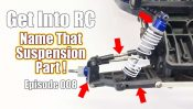 Get Into RC – Know The Names Of Suspension Parts