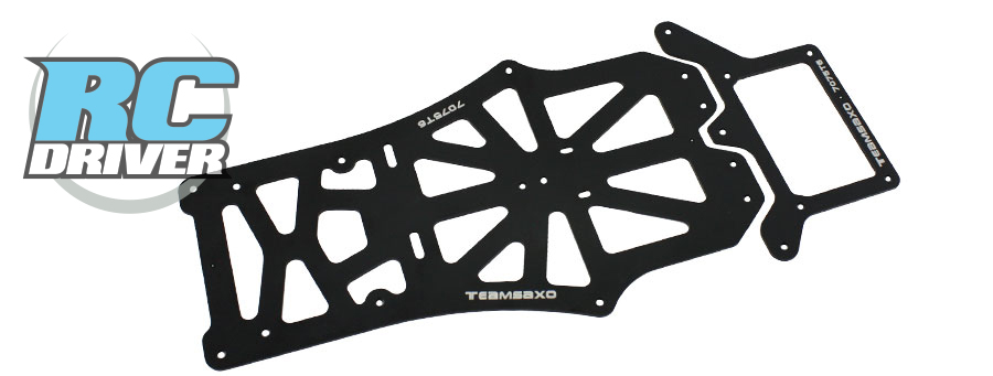 GT 300W V2 900 W Handling Upgrade – TEAMSAXO Aluminium Chassis And Rear Pod