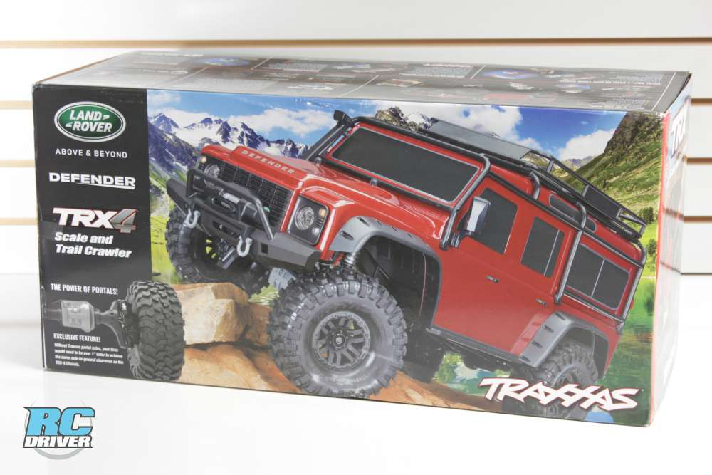 Ultimate Off-Roader Unboxing - Traxxas TRX-4 Scale and Trail Crawler