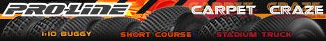 ProLine Carpet Tires