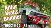 RC4WD Bolt-On Overkill – Project Red5 XJ Axial SCX10 II – Part 2