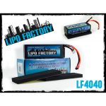 Performance and Price!  Trinity LiPo Factory 4S 5200mAh LCG Battery Pack