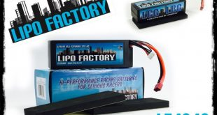 LiPo Factory 4S 5200mAh LCG Battery