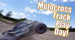 Losi Monster Truck XL Action