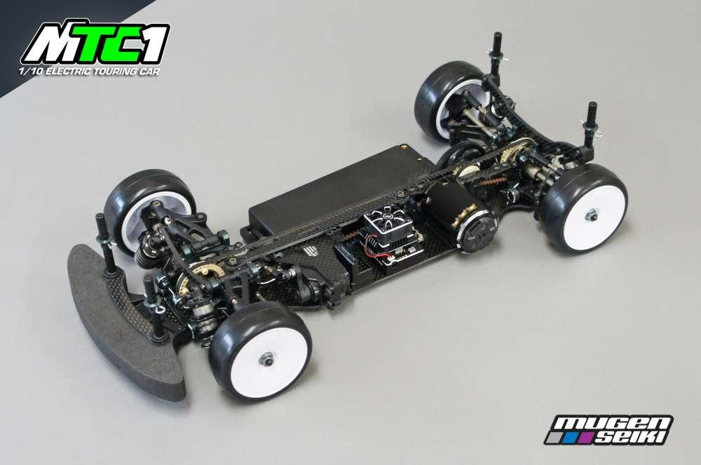 Mugen Seiki MTC1 Touring Car 1 On Road Racer – Mugen Seiki MTC1 Touring Car