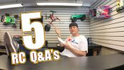RC Q&A Video – Episode 1 – Your Questions and Our Answers