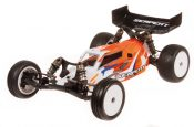 Ready for Action!  Serpent Spyder SRX2 MH TEAM 1/10 2wd Off Road Racer