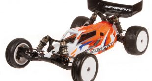 Ready for Action! Serpent Spyder SRX2 MH TEAM 1-10 2wd Off Road Racer _1